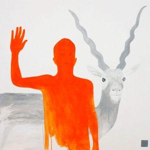 Federico-Lanaro-affetti-difetti---2013---acrilico-su-tela---100x100cm